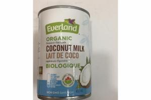 BIOLOGIQUE COCONUT MILK