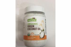 ORGANIC VIRGIN COCNUT OIL