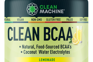 CLEAN BCAA LEMONADE DIETARY SUPPLEMENT