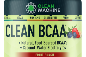 FRUIT PUNCH CLEAN BCAA DIETARY SUPPLEMENT