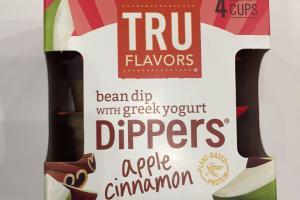 Bean Dip With Greek Yogurt Dippers