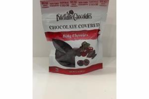 CHOCOLATE COVERED BING CHERRIES