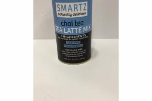 SMARTZ NATURALLY DELICIOUS CHAI TEA LATTE MIX