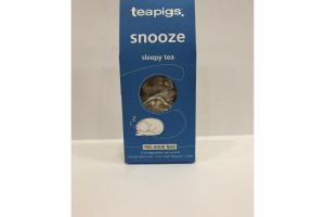 SNOOZE SLEEPY TEA