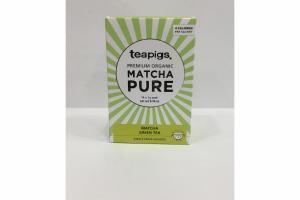 PREMIUM ORGANIC MATCHA PURE GREEN TEA