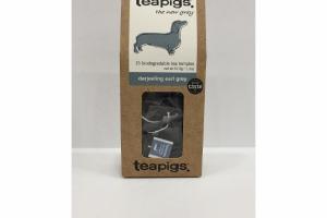 DARJEELING EARL GREY TEA TEMPLES