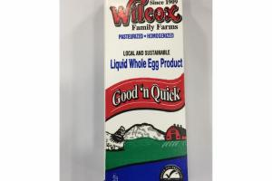 LIQUID WHOLE EGG PRODUCT