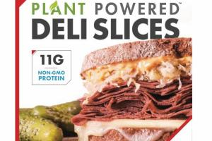 PLANT POWERED MEATLESS CORNED BEEF DELI SLICES