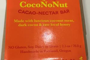 Cacao-nectar Bar