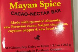 Cacao-nectar Bar