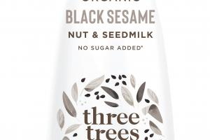 ORGANIC NUT & SEEDMILK BLACK SESAME