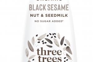 ORGANIC NUT & SEEDMILK BLACK SESAME