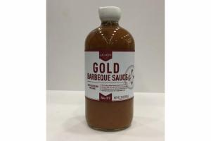GOLD BARBEQUE SAUCE