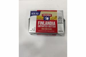 UNSALTED FINLANDIA IMPORTED BUTTER