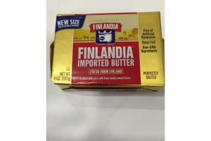 IMPORTED BUTTER