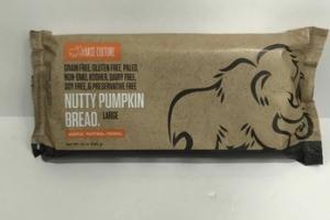 NUTTY PUMPKIN BREAD