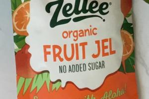 ORANGE PEACH SQUEEZE WITH ALOHA FRUIT JEL