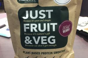 Plant-based Protein Smoothie