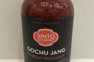 TANGY APPLE GOCHU JANG KOREAN HOTSAUCE