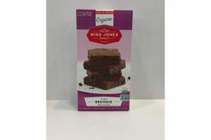 ORGANIC FUDGY BROWNIE BAKING MIX