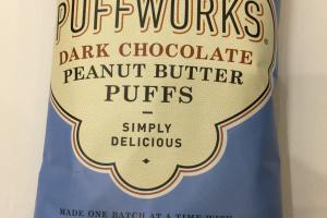 Peanut Butter Puffs