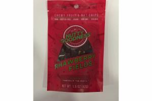 RHAWBERRY FIELDS CHEWY FRUIT & NUT CHIPS