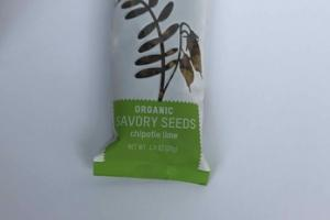 ORGANIC CHIPOTLE LIME SAVORY SEEDS