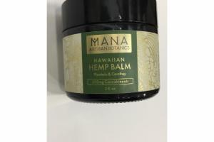 HAWAIIAN HEMP BALM