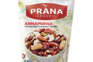 ANNAPURNA ALMOND-GOJI-CRANBERRY TRAIL MIX