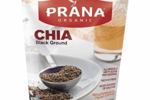 CHIA BLACK GROUND