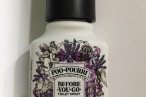 Toilet Spray, Lavender Vanilla