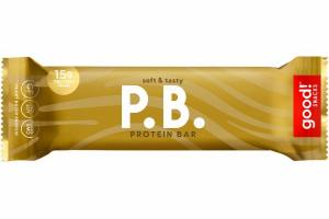 SOFT & TASTY PEANUT BUTTER PROTEIN BAR