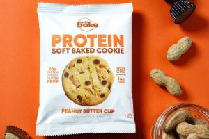 PEANUT BUTTER CUP PROTEIN SOFT BAKED COOKIE