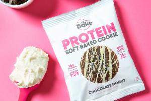 CHOCOLATE DONUT PROTEIN SOFT BAKED COOKIE