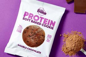 DOUBLE CHOCOLATE PROTEIN SOFT BAKED COOKIE