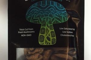 Crispy Mushroom Snack