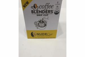 NUDE CUP DARK ROAST COFFEE
