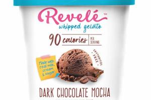 DARK CHOCOLATE MOCHA WHIPPED GELATO