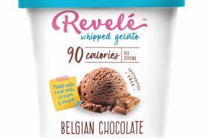BELGIAN CHOCOLATE WHIPPED GELATO