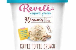 COFFEE TOFFEE CRUNCH WHIPPED GELATO