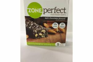 DARK CHOCOLATE ALMOND NUTRITION BARS