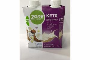 WHITE CHOCOLATE COCONUT KETO SHAKES