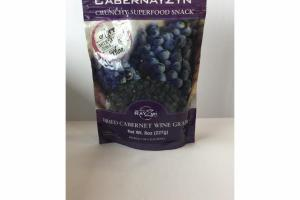 DRIED CABERNET WINE GRAPES
