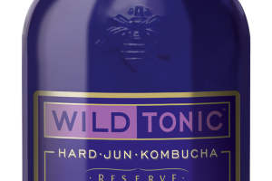 WILD LOVE BLACKBERRY WITH A HINT OF LAVENDER HARD JUN KOMBUCHA