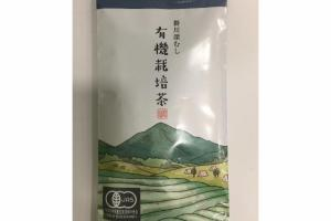 ORGANIC LEAF GREEN TEA