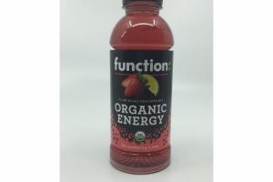 STRAWBERRY LIME ORGANIC ENERGY DRINK