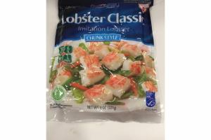 LOBSTER CLASSIC CHUNK STYLE IMITATION LOBSTER