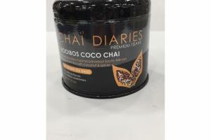 ROOIBOS COCO CHAI PYRAMID TEA BAGS