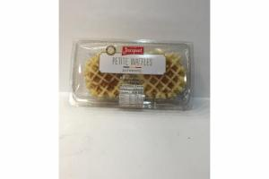 AUTHENTIC PETITE WAFFLES