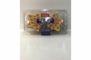 STAR-SHAPE WAFFLES